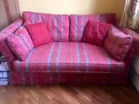 Free Next Sofa and matching armchair