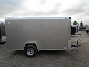 2017 6X12 ATLAS ENCLOSED - WELL BUILT, RELIABLE! London Ontario image 5