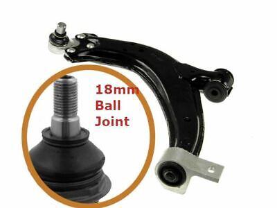 For Peugeot Partner 1996-2008 Lower Front Left Wishbone Suspension Arm