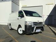 2014 Toyota Hiace TRH201R MY14 LWB White 5 Speed Manual Van Midvale Mundaring Area Preview