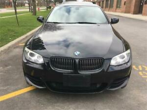 2011 BMW 335IS M-SPORT TWIN-TURBO, ACCIDENT FREE, CERTIFIED