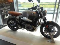 BMW R nine T 1170cc ABS 2014 24 mth warranty