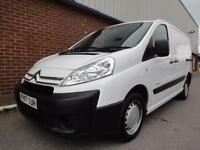 2007 CITROEN DISPATCH 1000 2.0 HDi 120 H1 AIR CON + 6 SPEED