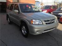 2005 MAZDA TRIBUTE***4 CYLINDRES+2.3 L+AUTOMATIQUE+3900$***