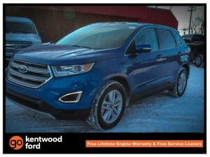 2018 Ford Edge SEL cold weather pkg 201A 2.0L ecoboost AWD, NAV,