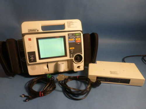 Lifepak 12  AED(Advisory) Patient Monitor.