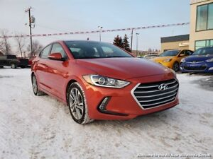 2017 Hyundai Elantra GLS-ACCIDENT FREE-LOW MONTHLY PAYMENTS!!