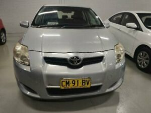 2009 Toyota Corolla ZRE152R Ascent Blue 6 Speed Manual Hatchback Mitchell Gungahlin Area Preview