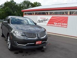 2017 Lincoln MKX Reserve 4dr All-wheel Drive