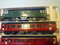 TWO RADIO CONTROLLED 0 Gauge loco for garden railway
