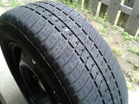 Pneus 4 saisons / 4 season tires 205/65R15