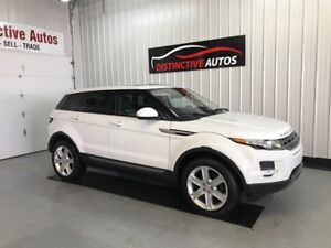 2015 Range Rover Evoque 4WD Pure Plus NAVIGATION/PANO ROOF/B.CAM
