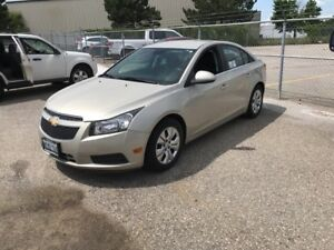 2013 Chevrolet Cruze LT Turbo / BLUETOOTH/ CRUISE / USB INPUT