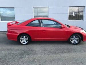 2004 HONDA CIVIC COUPE SI  - ENFIELD