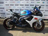 "Suzuki GSXR 750 ""13 Plate"" The Original Bad Boy 750"