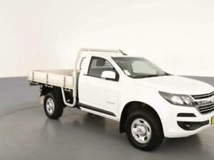 2016 Holden Colorado RG MY16 LS 4X2 White Sports Automatic CAB CHASSIS SINGLE CAB Belmore Canterbury Area Preview