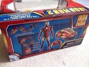 **BRAND NEW **Iron Man 2 RC Whip It Racer car Cambridge Kitchener Area image 2