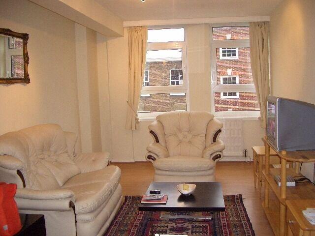 Modern furnished 1 bedroom flat near to Baker street.
