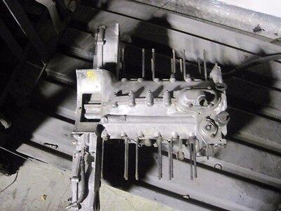 RARE 1965 PORSCHE 911 ALUMINUM CASE #901299,CRANK,RODS 901 ALLOY CYLINDER BLOCK