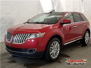 Lincoln MKX AWD GPS Cuir Toit Panoramique MAGS 2011