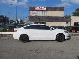 2013 Ford Fusion 1.6L FWD SCREEN ALLOYS NAVIGATION SUNROOF
