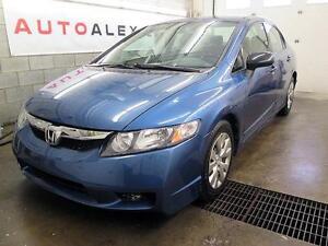 2010 Honda Civic DX-G AUTO A/C CRUISE 41,000KM 35$/SEM