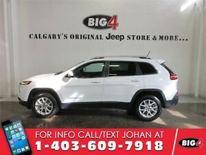 2014 Jeep Cherokee NORTH, V6, Remote Start, Heated Seats