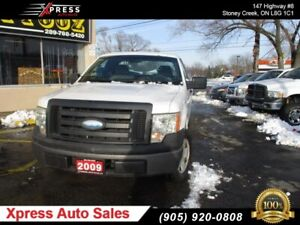 2009 Ford F-150 XL !!! No Accidents !!! 2WD