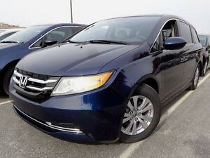 2015 Honda Odyssey EX 5,000kms Backup & Right Lane Camera