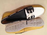 Chaussures d'Été style bateau /Summer Boat Shoes