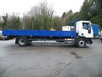 Iveco Eurocargo 18 TON Dropside/UK Delivery