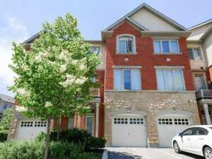 3 + 1 Bed Townhouse!! Best Deal In Churchill Meadows!