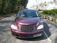 2003 CHRYSLER PT CRUISER LONG MOT £795 /POSS/PART X