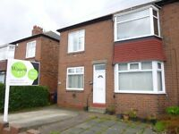 LOWER SEMI-DETACHED FLAT - HIGH HEATON