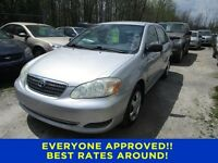 2005 Toyota Corolla CE Barrie Ontario Preview