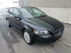 2005 VOLVO S40 *** 124 KM *** NEW TIMING BELT