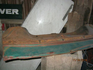 1955 Chevrolet Front Splash Pan