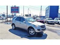 MERCEDES ML350 2007 4MATIC, NAVIGATION, CUIR, TOIT OUVRANT !!