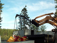 SKID STEER LIFT BOOMS