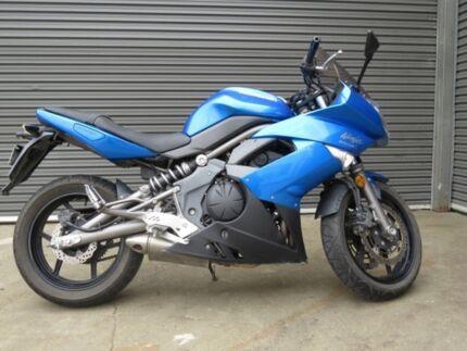2009 Kawasaki NINJA 650R (EX650C) Road Bike 649cc Geelong Geelong City Preview