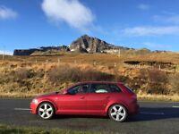 Audi A3 Sport back tdi