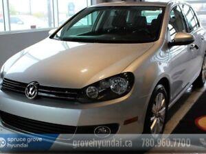 2012 Volkswagen Golf COMFORTLINE-DIESEL SUNROOF BACK UP CAMERA &