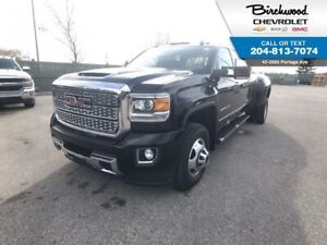 2019 GMC Sierra 3500HD Denali 4WD, Crew Cab, Sunroof, Navigation
