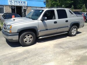 2004 Chevrolet Avalanche Fully certified and Etested!