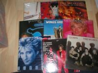 OFFERS FOR 44 VINYL LPs,