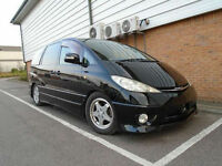 TOYOTA PREVIA ESTIMA L EDITION TOP OF THE RANGE FOUR WHEEL DRIVE PLUS REMAPPED