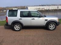 2008 08 LAND ROVER DISCOVERY 2.7 3 TDV6 GS 5D 188 BHP DIESEL