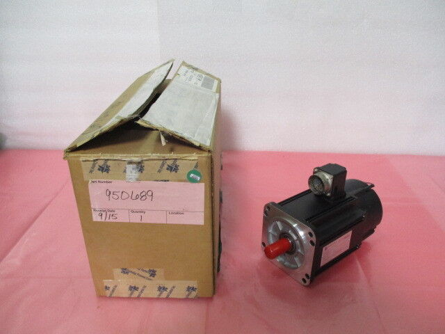 Berkeley Process Control ASM121-A-0/A-22-NB/10 AC Brushless Servo Motor, 421529