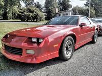 Camaro 1989 RS T-Top ***4500$***