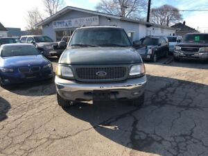 2001 Ford Expedition No Accidents! Eddie Bauer